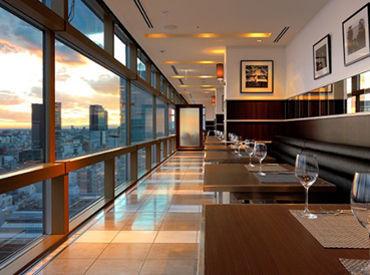 【レストラン・ラウンジSTAFF】【渋谷エクセルホテル東急】ホテル内のレストラン&カフェにてサービスのお仕事!学生さん/Wワーク大歓迎♪長時間勤務OK!