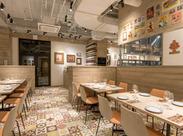 【ミゲルフアニ横浜店】は海沿いのオシャレなDINING♪オープンしたての≪MARINE&WALK YOKOHAMA≫内のパエリア専門店です!