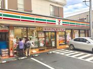 セブンイレブン西東京南町3丁目店でも同時募集中!こちらは全時間帯で大歓迎◎お気軽にお問い合わせください♪