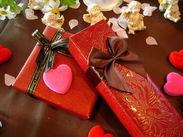 短期バレンタインSTAFF大募集!経験者の方は大活躍できます。※画像はイメージです