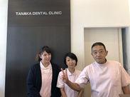 院長さんはとってもユニーク♪お客様との距離も近く、地域の皆様に愛される…そんな歯医者さんなんです♪