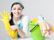 ホテルの清掃のお仕事ですが、難しいことはありません! お家の掃除の延長のようなお仕事です♪ ※写真はイメージです