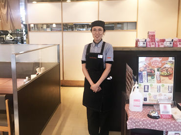 穏やか/真面目/おしゃべり好きさんなど スタッフの個性はさまざま◎ お店の雰囲気がいいのも、続けやすい理由のひとつ♪
