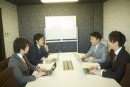 社内の会議室を清潔に保つのも立派な事務スタッフのお仕事です♪