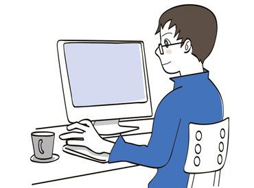 【SE/プログラマーアシスタント】パソコンに興味がある方にオススメ!未経験からプログラマーを目指せる♪<直行・直帰◎><土日祝休><服装自由>経験者も歓迎!