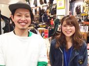 ON/OFFどちらでも着ることができる、大人のカジュアルスタイル★駅チカのコクーン2F!