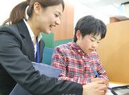 生徒の「わかった!」が私たちのやる気の源☆ 笑顔に出会う度、講師をしていてよかった~って実感できます♪
