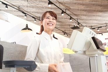 【催事STAFF】レジスタッフのアルバイト求人情報です!接客でお客様から「ありがとう」と言われるやりがいのある仕事を一緒にしませんか。
