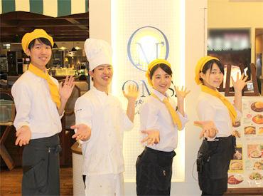 【ホール/キッチン】☆゚+とろふわオムライスをお届けしよう+.☆ パリのレストランみたいで居心地◎週2/4h~サクッと!お試し短期もOK♪*・゚