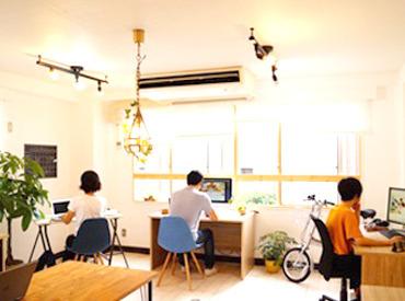 落ち着いた小規模オフィスです◎ 6名中5名が女性で、育児経験者も活躍中です★ シフト柔軟&残業ナシで働きやすいと好評!