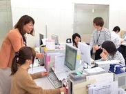 """一緒に働くスタッフや職場の居心地の良さは""""◎""""! 名古屋市内ですが車通勤OKなのも嬉しいポイント♪"""