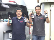 30~50代の方が活躍中♪長野県内安曇野周辺がメインのエリアになります!