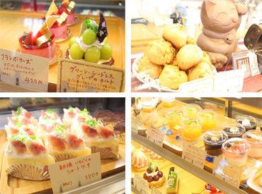 Enfance(アンファンス) とは子ども時代という意味です。 『大きくなったらケーキ屋さんになる!』 その夢、叶いますよ♪