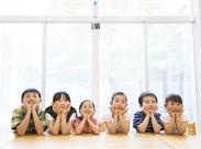 外遊び、室内遊び、おやつの用意、イベントの企画 etc. 子供と一緒に遊ぼう◎※画像はイメージです※