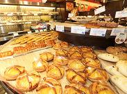 シーズン限定のパンは、見た目にもこだわりアリ♪「可愛い!!」といつも大人気なんですよ★