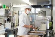 栄養満点の温かい食事をご提供♪ 資格を活かせる、やりがいあるお仕事です!