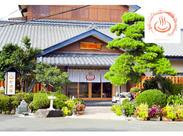 ■ TVにも紹介された旅館です☆ 『和風×オシャレ』で綺麗な旅館 STAFFが無料で楽しめる温泉は 美肌の湯としても有名なんです!