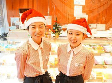 クリスマスの時期だけ☆!人気のレアバイト♪+゜ 少し慌ただしいですが、 ウキウキとした楽しい気分の中で働いていただけます◎