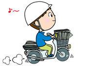早寝早起きできて健康にもイイかも…♪  ★バイクの貸出し実施中★ そのまま乗って帰宅してOK! そのまま出勤すれば交通費ゼロ♪