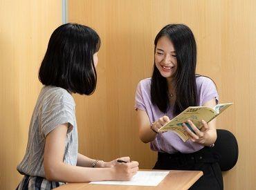 生徒さん一人ひとりの状況に合わせた授業を行いながら、 生徒さんの自己肯定感の回復と自立に向けたサポートをしています。