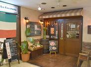 駅チカ☆吉祥寺サンロード商店街の中♪バイト後は食事やお買い物も◎<Staff特典>おいしいパスタがまかないで食べれちゃう★
