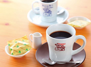 すべてお客様の「くつろぎ」のお供にコーヒーを楽しんでいただく… 空き時間を利用してオシャレで優雅に働きませんか?