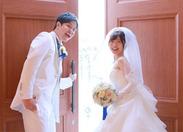 結婚式の撮影は基本的に土日祝です!学校や他のアルバイトともしっかり両立できますよ♪