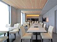 <完全予約制&コースのみ>日本酒と料理のペアリングをご提供…♪和と洋が合わさったスタイリッシュな空間も魅力的**
