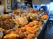 『パンや料理が好き』 『カフェ、パン屋さんでお仕事を探していた』 なんて方にピッタリ♪ 是非、ご応募くださいね!