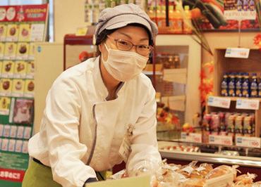 【早朝惣菜・ベーカリーStaff】~♪学校前にサクッと働ける♪~大手スーパー≪ライフ≫で、楽しくおシゴト!とってもシンプル&短時間&高時給ワーク◎