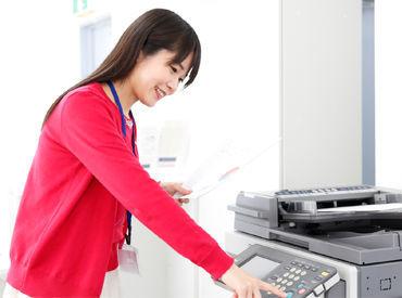 オフィスで使うコピー機を運ぶお仕事◎ 1人で持つことはないのでご安心くださいね♪ ※画像はイメージです。