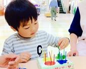 「こんな遊び方があるんだ♪」など、新たな発見も!子どもと一緒に思いっきり楽しんでくださいね!自然と笑顔になれるお仕事です♪