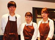 気分はバリスタ?!(●>∪<●)笑 週2~OK!扶養内の勤務OK♪ 鳥取県初上陸店舗です☆
