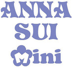 """ニューヨークの人気デザイナー""""ANNA SUI""""が手がける子供服ブランド★ラベンダーとネイビーを基調にしたオシャレな店内♪"""