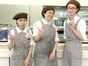 北海道大学内ではたくさんの主婦さんが活躍中◎ ご家庭との両立に理解のある環境なので、働きやすさ満点!