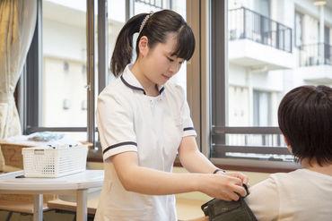 【看護スタッフ】東証一部上場の『ライクグループ』だからこそ実現★社内スタッフの満足度◎<好待遇!充実した福利厚生!安心の環境>
