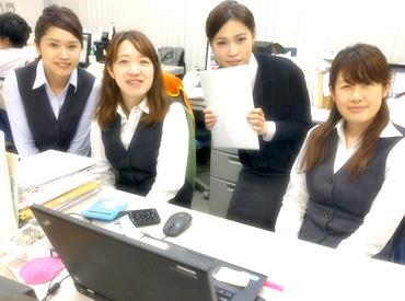 【事務STAFF】★。ワークライフバランスを大切に。★長期で安定して働ける☆正社員登用もあり♪エクセル・ワードができなくても大丈夫◎