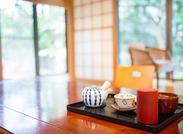 雄大な箱根の自然に囲まれた旅館で一緒に働きませんか?ゆったりとした時間が流れる場所で、お客様へのおもてなしをお願いします