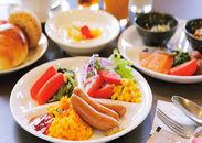 全国展開しているビジネスホテルで朝食を準備するだけでとっても簡単!未経験の方、ブランク明けの方、大歓迎★