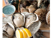 """""""種類豊富×鮮度抜群""""な牡蠣が自慢◎まかないで食べられちゃうかも?まずはお店に食べに来ませんか♪"""