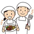 \シニア大歓迎!!/ブランク◎久しぶりのお仕事でも安心☆簡単な調理や盛り付けなどをお任せします♪