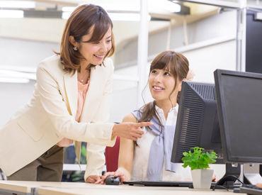 【税理士補助・会計】◆◆安定のオフィスワーク◆◆シフトは週3日から◎≫扶養内勤務OK♪20~40代の女性が多数活躍中*゜子育て中のスタッフも♪