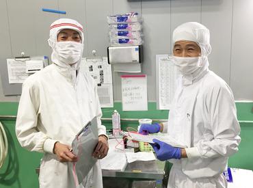【豆腐製造の工場Staff】<豆腐や揚げ物の機械オペレーター>スーパーやコンビニでも扱っている豆腐や厚揚げの製造をお願いします!