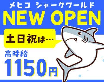 12月に新店舗オープンのため… ★★New Staff大増員★★ 新年から新しいお店で働こう!!!
