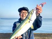 釣り経験がある方も、そうでない方もOK!専門知識不要だから、安心スタート!