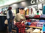 ◆日本の新店舗も続々 ユニセックスなアイテムを気軽に楽しみたい全ての人に。 最先端なアイテムを発信するグローバルブランド!