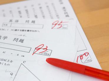 高校3年生までの範囲 (小論文・国語・英語・数学・理科)の テスト添削・採点をお願いします!