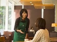 お仕事のスキルだけでなく、 仲間たちと一緒に自分自身も 成⻑していける環境です。