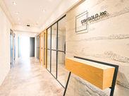 新オフィスで働けます★☆ 大人気エリア渋谷でオシャレしながら働けますよ〜♪