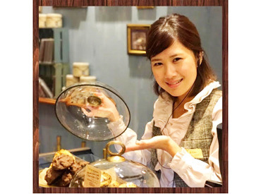 【ショップSTAFF】。***。◆人気店でNEWバイト◆。***。全世界が注目するチョコレート専門店短期OK!!オシャレな空間で働きませんか?